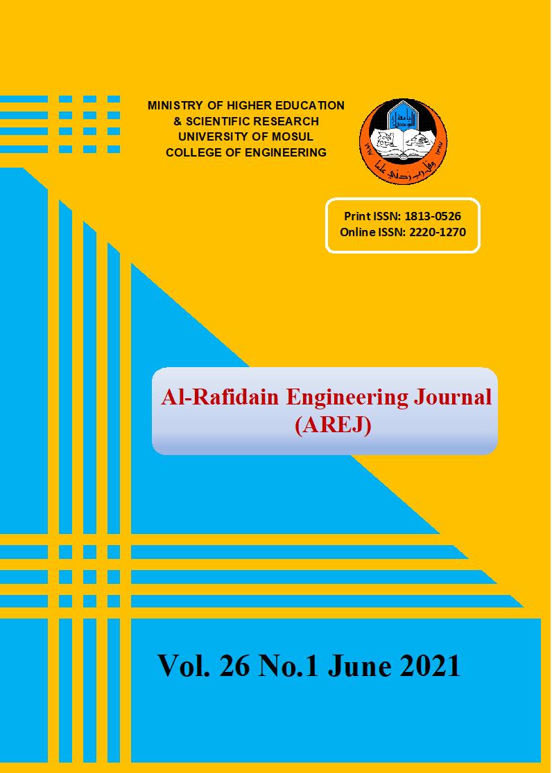 Al-Rafidain Engineering Journal (AREJ)