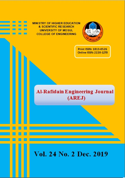 AL-Rafdain Engineering Journal (AREJ)